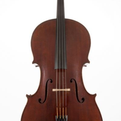 Early 20th century German cello
