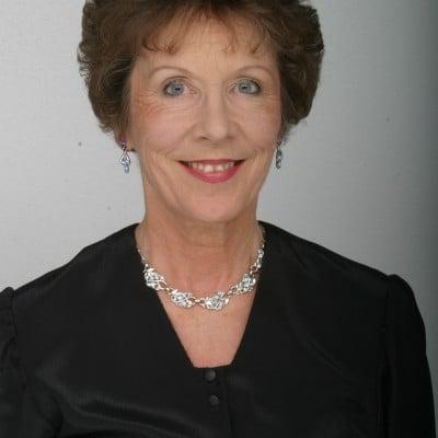 Mrs Janet Mason